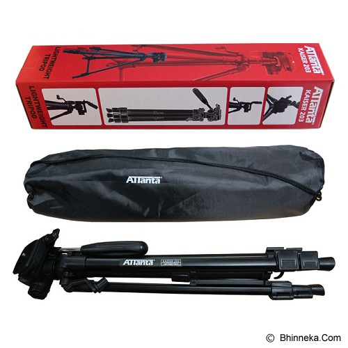 ATTANTA Kaiser 203 - Tripod Combo With Head