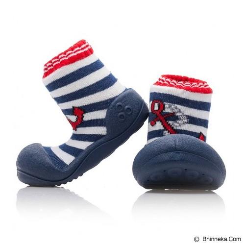 ATTIPAS Happy Walk Size XL [AM01-Anchor-Red] - Marin Anchor Red - Sepatu Anak