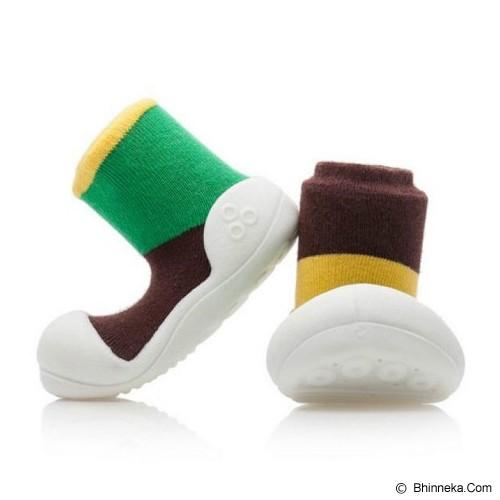 ATTIPAS Happy Walk Size XL [AT03- Brown] - Together Brown - Sepatu Anak