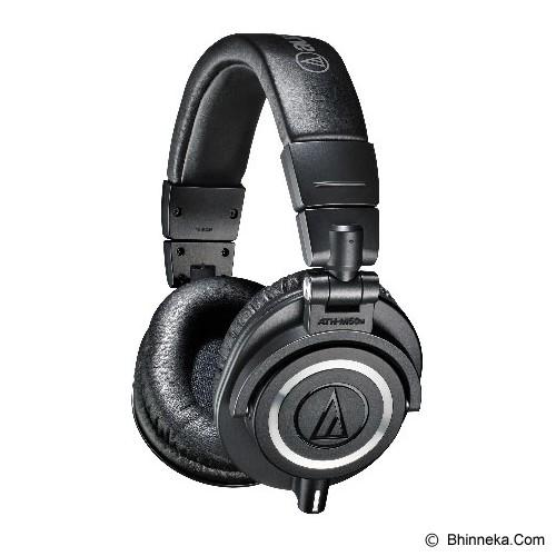 AUDIO-TECHNICA Professional Monitor Headphones [ATH-M50X] - Black - Headphone Portable