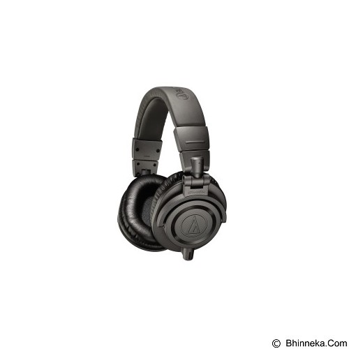 AUDIO-TECHNICA Professional Monitor Headphone [ATH-M50X] - Matte Grey - Headphone Portable