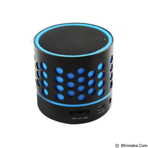 AUDIOBOX Portable Bluetooth Speaker [P1000] - Blue - Speaker Bluetooth & Wireless