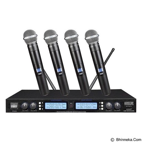 AUDIOCORE Microphone Wireless Systems [WH-3241U] (Merchant) - Microphone System