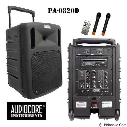 AUDIOCORE Speaker Portable [PA-0820D] (Merchant) - Speaker Portable