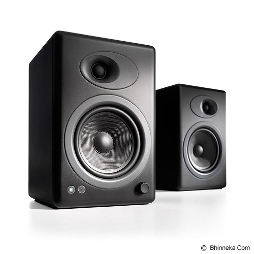 AUDIOENGINE A5+ - Black - Speaker Computer Basic 2.0