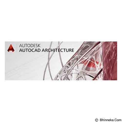 AUTODESK AutoCAD Architecture 1-Year Subscription Renewal with Advanced Support - Software Animation / 3D Licensing