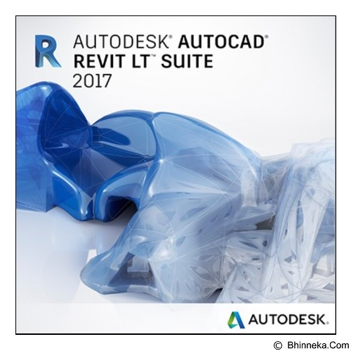 AUTODESK AutoCAD Revit LT Suite 2017 3-Year Subscription with Advanced Support - Software Animation / 3d Licensing