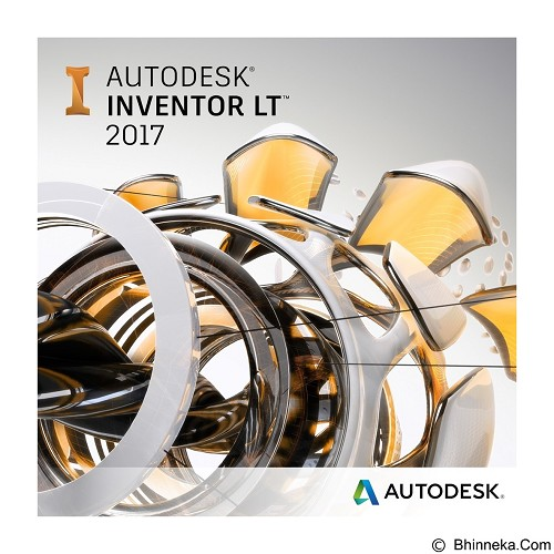AUTODESK Inventor LT 3-Year Subscription Renewal with Advanced Support - Software Animation / 3d Licensing