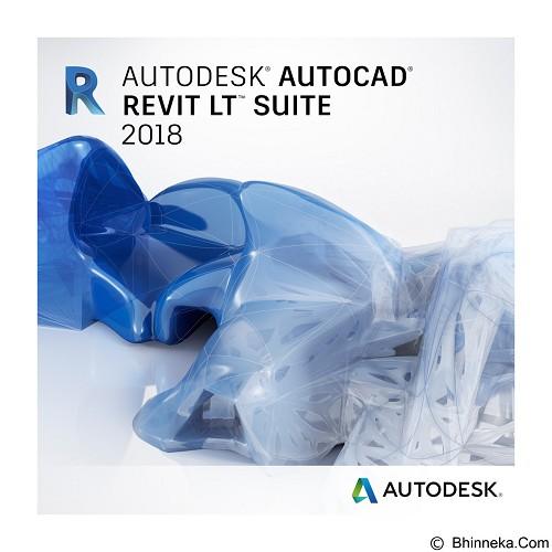 AUTODESK Revit LT Suite 2018  (1-Year Subscription) - Software Cad / Cam Licensing