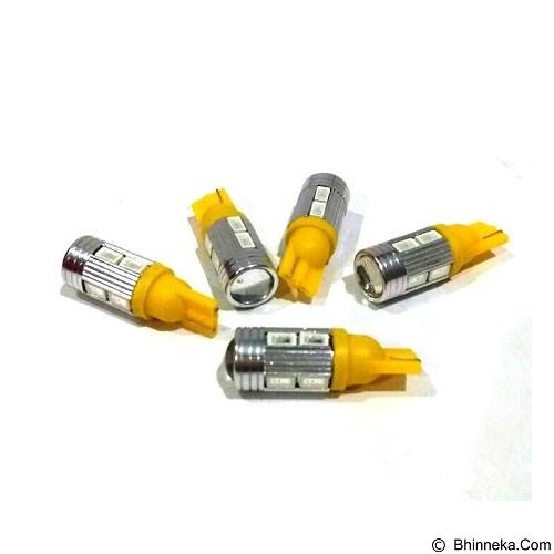AUTONOMOUS LED Senja T 10 [A3] - Yellow (Merchant) - Lampu Interior Mobil