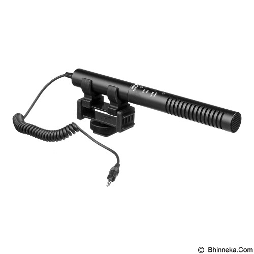 AZDEN Shotgun Microphone with Long & Short Pickup Patterns [SGM-990] (Merchant) - Camera and Video Microphone