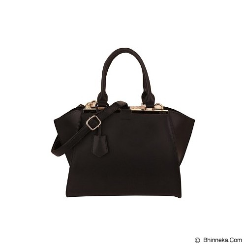 AZURE Casual Woman Hand Bag [PCA 2013] - Black - Tas Tangan Wanita