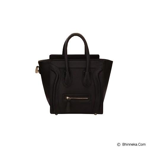 AZURE Hand Bag [PCA 2020] - Black - Tas Tangan Wanita