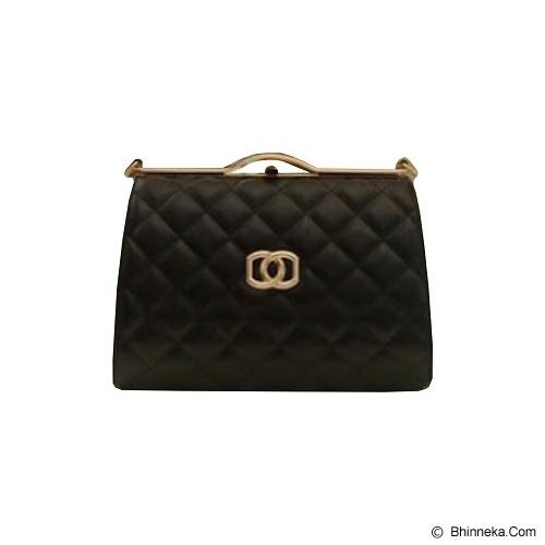 AZURE Stylist Woman Hand Bag [PCA 2016] - Black - Tas Tangan Wanita