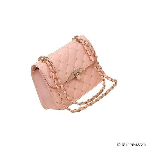 AZURE Woman Hand Bag [PCA 1195] - Pink - Tas Tangan Wanita