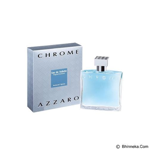 AZZARO Chrome for Men - Eau de Toilette untuk Pria