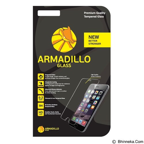Armadillo Tempered Glass for Apple iPhone 6 Plus - Screen Protector Handphone