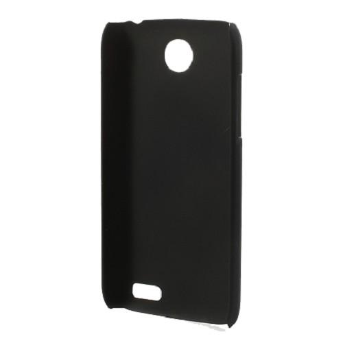 B-SAVE Plastic Rubber Case LENOVO A516 - Black - Casing Handphone / Case