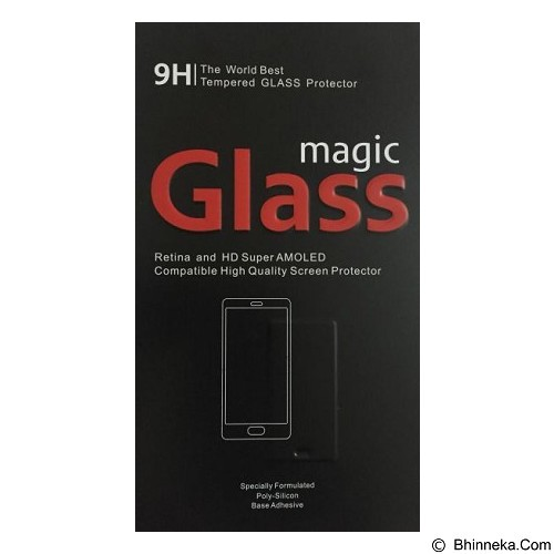 B-SAVE Tempered Glass for Huawei GR5 - Gold - Screen Protector Handphone