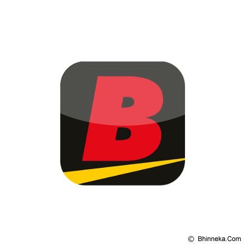 B-SAVE VIP Case Galaxy Note II - Red - Casing Handphone / Case