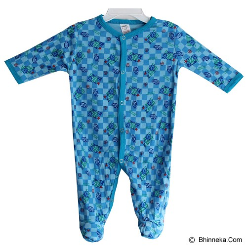 BABY WAREHOUSE Next Sleepsuit Motif Under Star 6 - 12 month - Jumper Bepergian/Pesta Bayi dan Anak