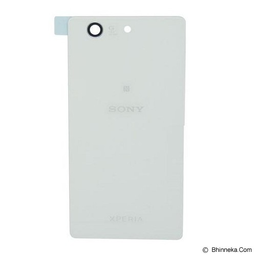 BACKDOOR Sony Xperia Z3 Compact/Mini - White - Casing Handphone / Case