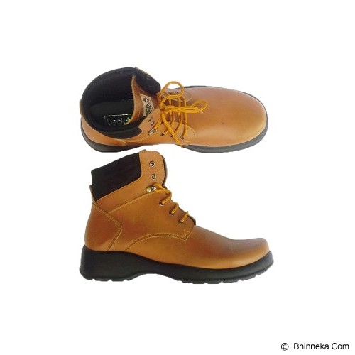 BACKPACKER Sepatu Boots Size 41 [BP B 01] - Tan - Dress Boots Pria