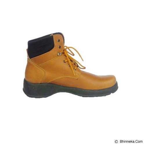 BACKPACKER Sepatu Boots Size 43 [BP B 01] - Tan - Dress Boots Pria