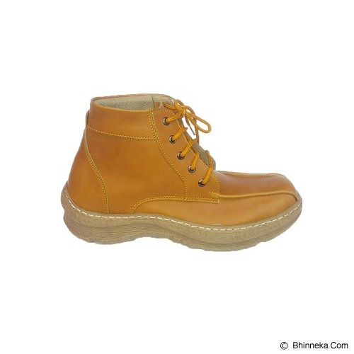 BACKPACKER Sepatu Boots Size 43 [BP B 02] - Tan - Dress Boots Pria
