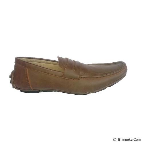 BACKPACKER Sepatu Slop Size 40 [BP S 01] - Tan - Loafer dan Slip On Pria