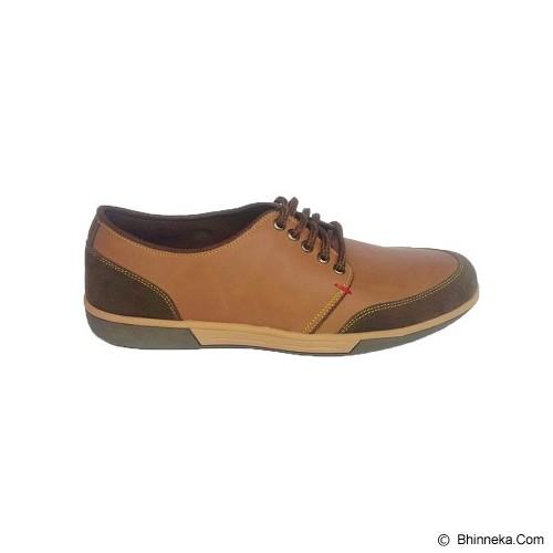 BACKPACKER Sepatu Sneakers Size 41 [BP C 01] - Tan - Sneakers Pria