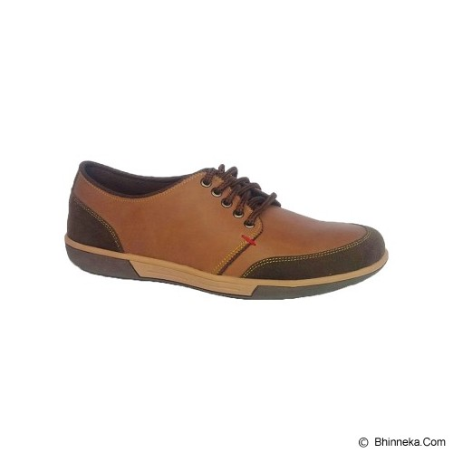 BACKPACKER Sepatu Sneakers Size 42 [BP C 01] - Tan - Sneakers Pria