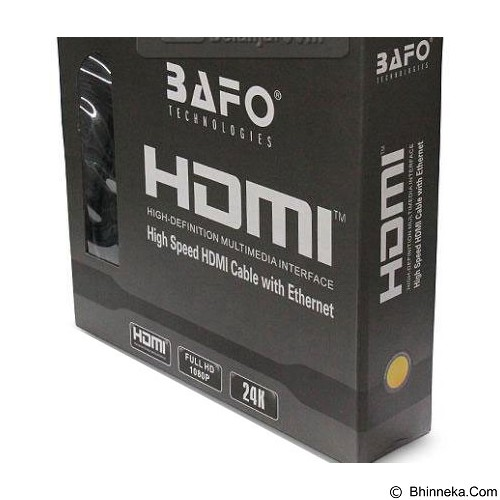 BAFO Kabel Hdmi 10m full HD (Merchant) - Cable / Connector Hdmi