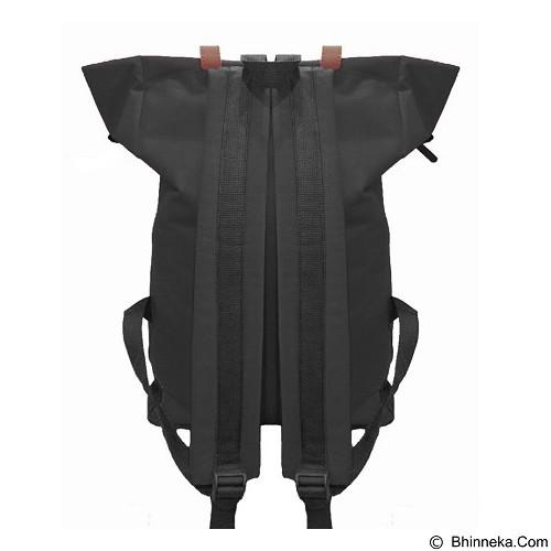 BAG & STUFF Himalayan Grande Ransel Laptop - Hitam (Merchant) - Notebook Backpack