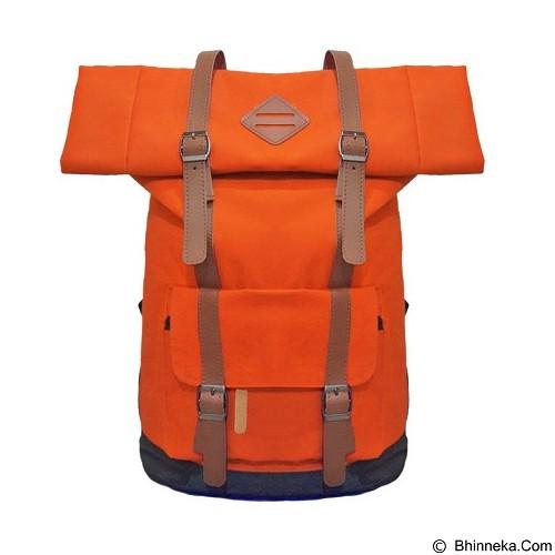 BAG & STUFF Himalayan Grande Ransel Laptop - Oranye (Merchant) - Notebook Backpack
