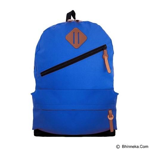 BAG & STUFF Rookie Tas Ransel Kasual - Blue - Backpack Pria