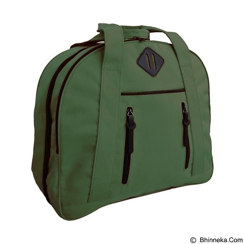 BAG & STUFF Travallo Travel Bag - Hijau Army (Merchant) - Travel Bag