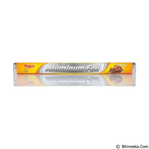 BAGUS Aluminum Foil Refill (45 cm x 7.62 m) - Perangkat Plastik & Kertas