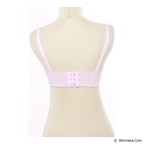 BAJU HAMIL CANTIK Bra Menyusui  Size 34 [BH033] - Pink - Bra