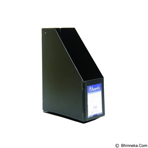 BAMBI Box File [1033] - Black - Box File