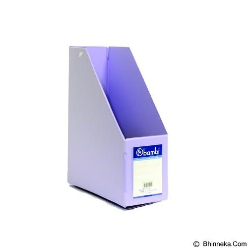 BAMBI Box File [1033] - Pastel Purple - Box File
