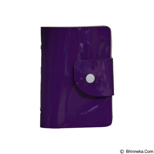 BAMBI Card Holder [6238] - Purple (Merchant) - Name Card Holder