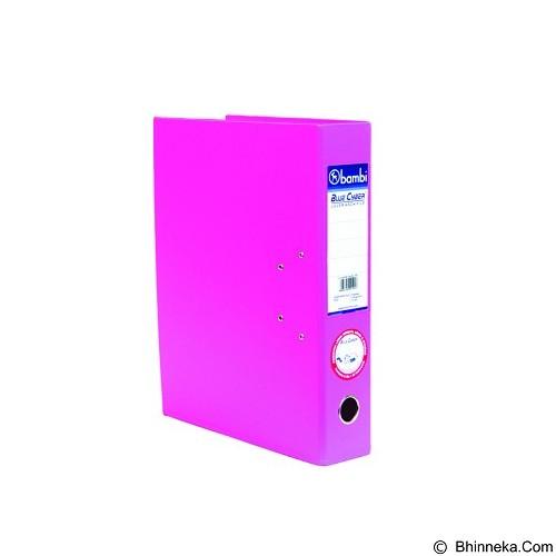 BAMBI Ordner PVC Fluoro [1010] - Pink - Ordner / Binder