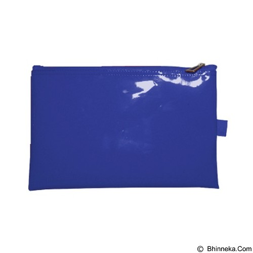 BAMBI Zipper Pocket [5729] - Blue (Merchant) - Zipper Pocket