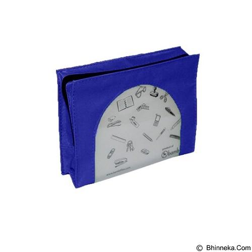 BAMBI Zipper Pocket [5732] - Blue (Merchant) - Zipper Pocket