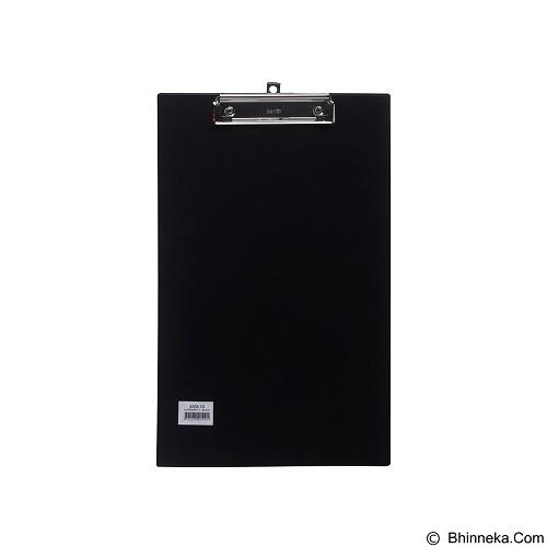 BANTEX Clipboard Folio [4205 10] - Black - Papan Ujian / Clipboard