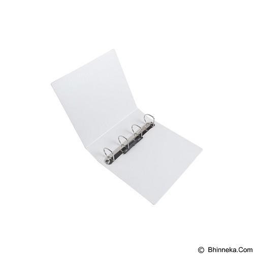 BANTEX Insert Ring Binder 4 Ring 52mm A4 [8752 07] - White - Ordner / Binder