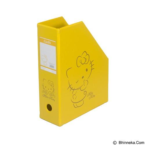 BANTEX Magazine File Hello Kitty Folio 10cm [4011A26HK] - Lemon (Merchant) - Box File