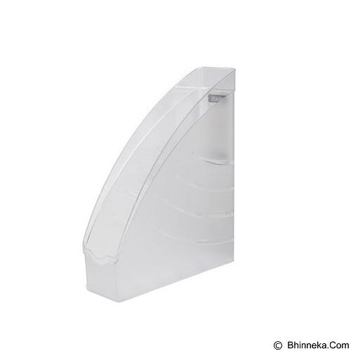 BANTEX Optima Magazine File Plastic [9860-08] - Transparant - Box File