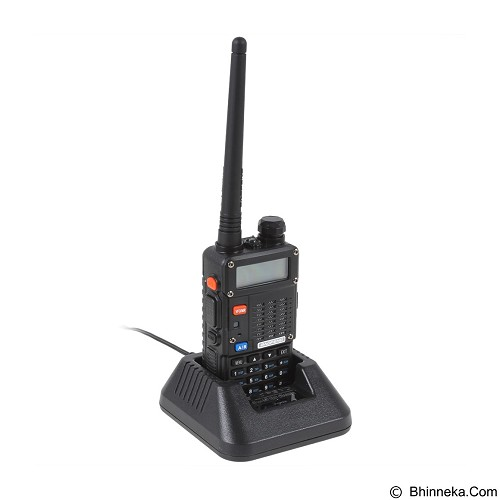 BAOFENG Dual Band Handy Talky UHF VHF [5RT] (Merchant) - Handy Talky / Ht